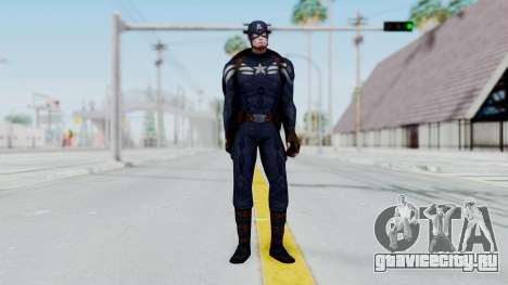 Marvel Future Fight - Captain America для GTA San Andreas второй скриншот