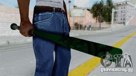 GTA 5 Baseball Bat 1 для GTA San Andreas третий скриншот