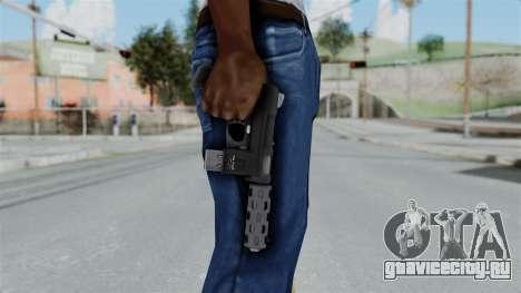 GTA 5 Machine Pistol - Misterix 4 Weapons для GTA San Andreas третий скриншот