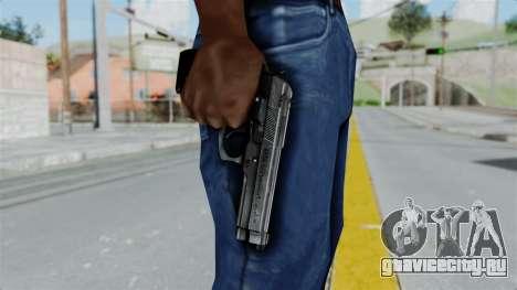 Tariq Iraq Pistol для GTA San Andreas третий скриншот