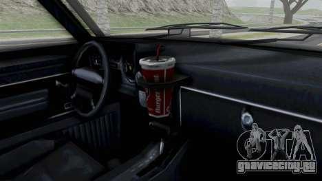 GTA 5 Karin Rebel 4x4 IVF для GTA San Andreas вид справа