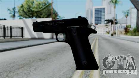 No More Room in Hell - Colt 1911 для GTA San Andreas третий скриншот