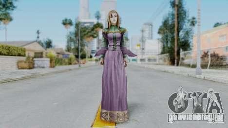 Girl Skin 3 для GTA San Andreas второй скриншот