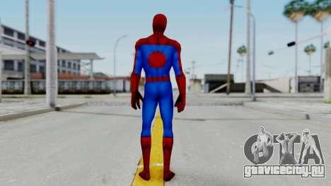 Marvel Future Fight Spider Man Classic v2 для GTA San Andreas третий скриншот