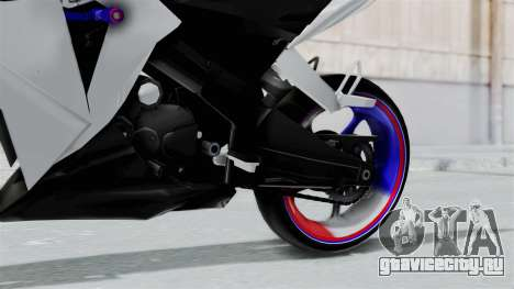 Honda CB150R для GTA San Andreas вид справа