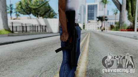 No More Room in Hell - MP5 для GTA San Andreas