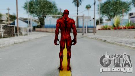 Marvel Future Fight - Carnage для GTA San Andreas третий скриншот