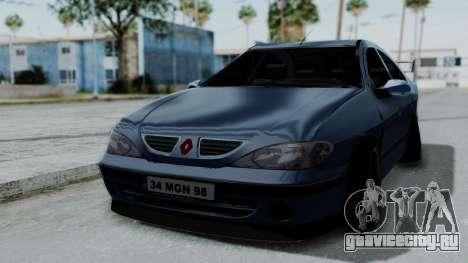 Renault Megane Stance для GTA San Andreas