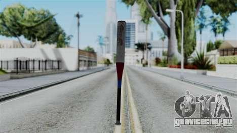 No More Room in Hell - Baseball Bat для GTA San Andreas второй скриншот