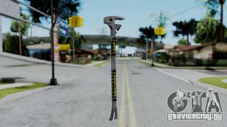 No More Room in Hell - FUBAR Wrecking Bar для GTA San Andreas второй скриншот