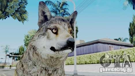 Wolf для GTA San Andreas