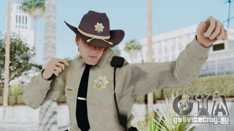 GTA 5 Sheriff для GTA San Andreas