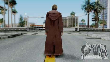 SWTFU - Luke Skywalker Spirit Apprentice Outfit для GTA San Andreas третий скриншот