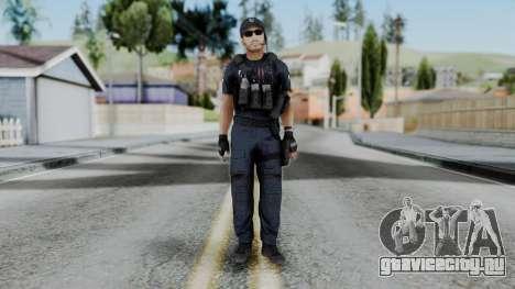 Interventna Jedinica Policije для GTA San Andreas второй скриншот
