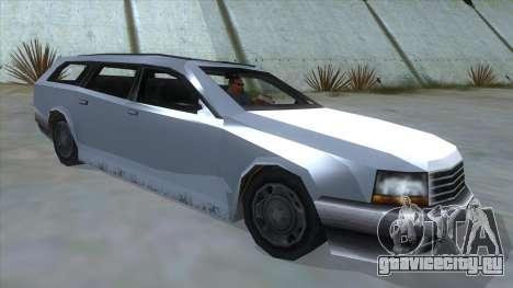 GTA LCS Sindacco Argento для GTA San Andreas вид справа