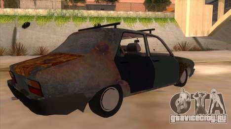 Dacia 1310 Rusty v2 для GTA San Andreas вид справа