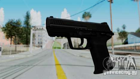 HK45 Black для GTA San Andreas