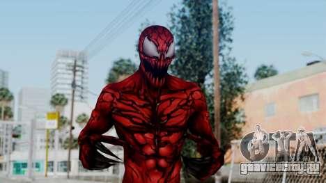 Marvel Future Fight - Carnage для GTA San Andreas