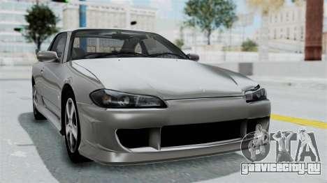 Nissan Silvia S15 Spec-R 2000 для GTA San Andreas