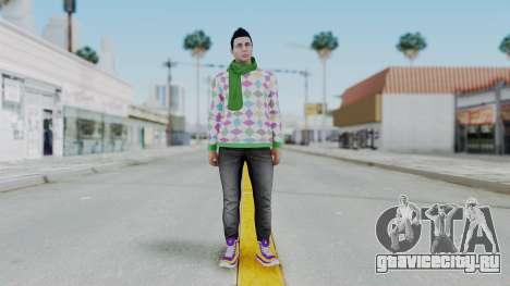 GTA Online Skin (DaniRep) для GTA San Andreas второй скриншот
