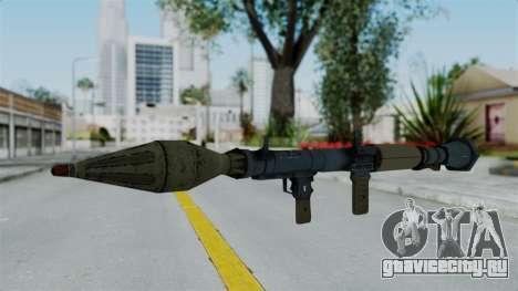 GTA 5 RPG для GTA San Andreas