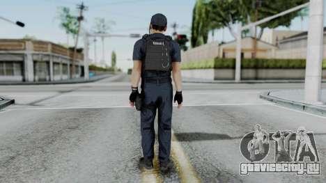 Interventna Jedinica Policije для GTA San Andreas третий скриншот
