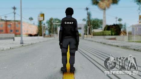 S.W.A.T v2 для GTA San Andreas третий скриншот