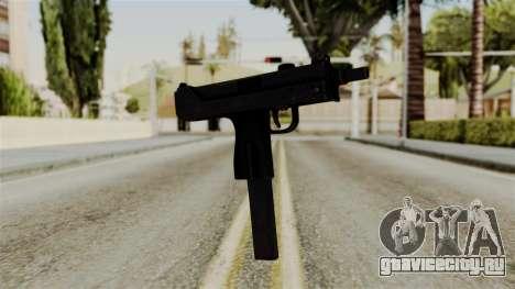 MAC-10 для GTA San Andreas второй скриншот