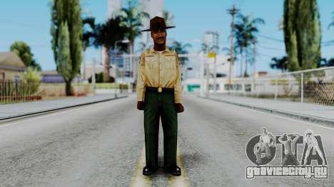 Instructor v2 from Half Life Opposing Force для GTA San Andreas второй скриншот