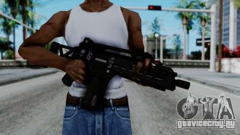 G36k from GTA 5 для GTA San Andreas третий скриншот
