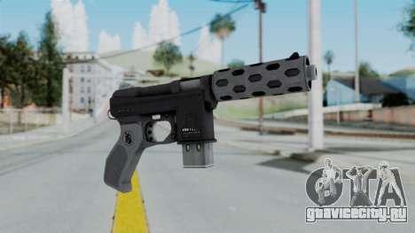 GTA 5 Machine Pistol - Misterix 4 Weapons для GTA San Andreas