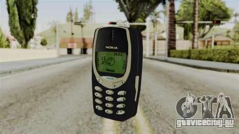 Nokia 3310 для GTA San Andreas