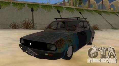 Dacia 1310 Rusty v2 для GTA San Andreas