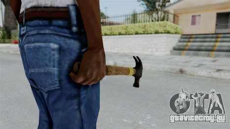 GTA 5 Hammer для GTA San Andreas третий скриншот