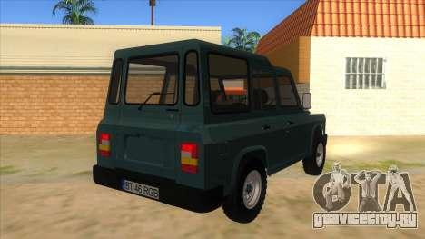 Aro 246 (1996) для GTA San Andreas вид справа