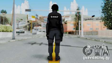 S.W.A.T v3 для GTA San Andreas третий скриншот