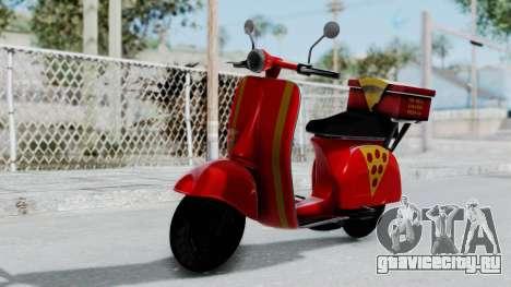 GTA 5 Pizza Boy для GTA San Andreas