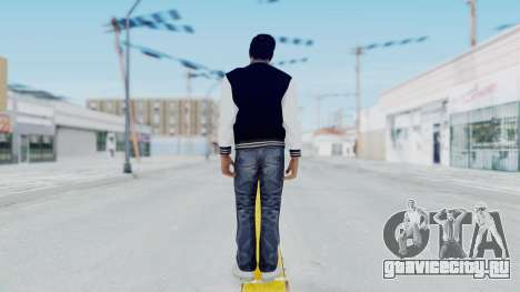 Mafia 2 - Vito Scaletta TBoGT для GTA San Andreas третий скриншот