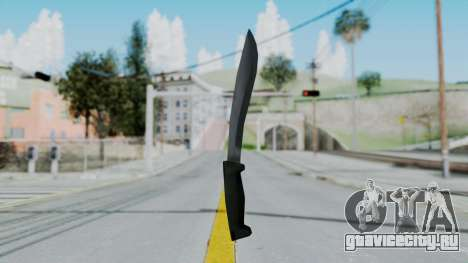 Vice City Knife для GTA San Andreas