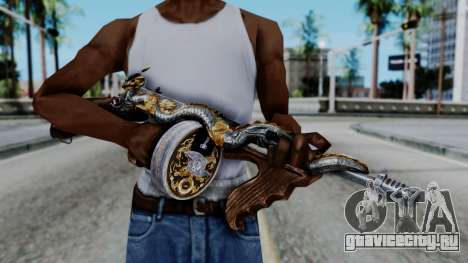 Dragon Thompson для GTA San Andreas