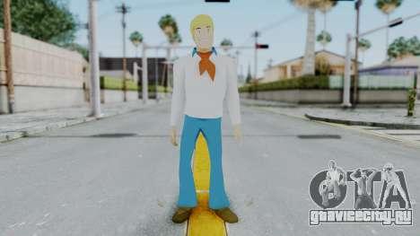 Scooby Doo Fred для GTA San Andreas второй скриншот