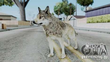 Wolf для GTA San Andreas второй скриншот