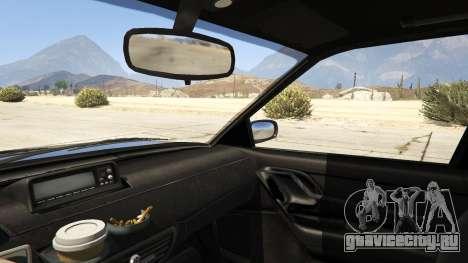 GTA IV Solair для GTA 5 вид сзади справа