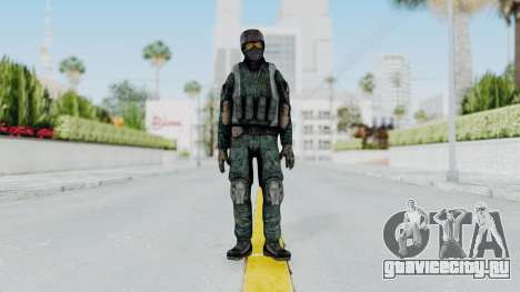 Counter Strike Source Custom Urban Model для GTA San Andreas второй скриншот