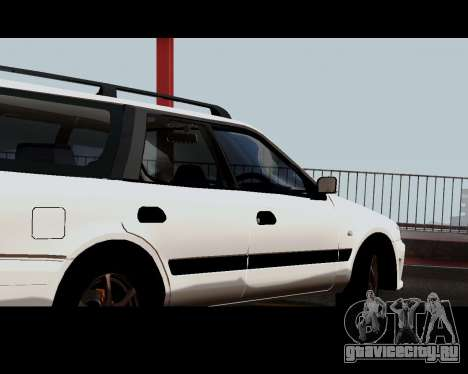 Nissan Stagea Tunable для GTA San Andreas вид слева