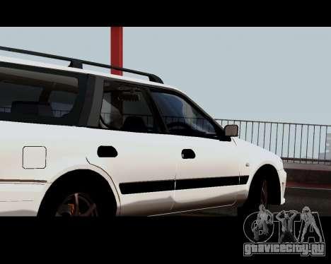 Nissan Stagea Tunable для GTA San Andreas вид слева