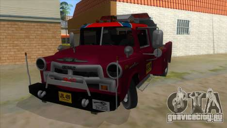 Chevrolet Towtruck 1954 для GTA San Andreas