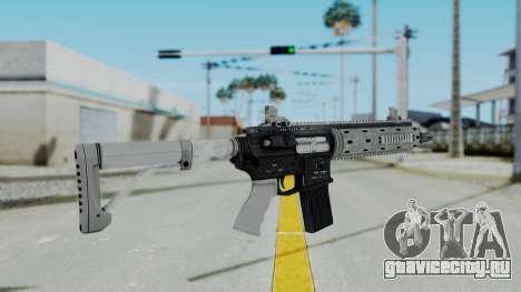 GTA 5 Carbine Rifle для GTA San Andreas третий скриншот
