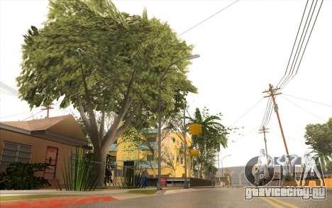 Ремонтные работы на Grove Street для GTA San Andreas