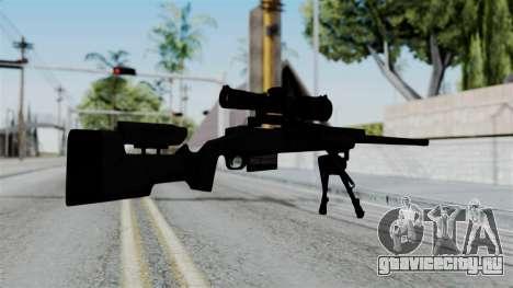 TAC-300 Sniper Rifle для GTA San Andreas второй скриншот
